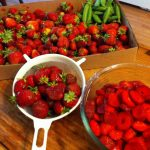 Strawberry Health Tips & Super Full Moon Energy ~ WOW!